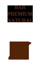 Bar Premium Natural