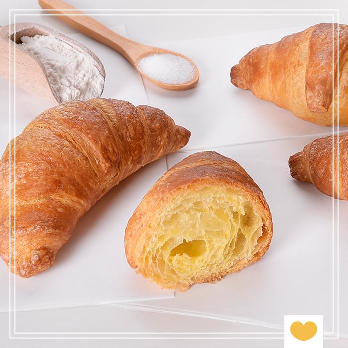 Mini Croissant Semplici