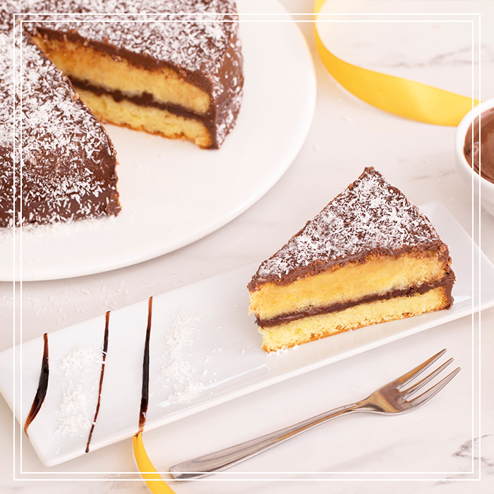 Torta Dolce Cocco