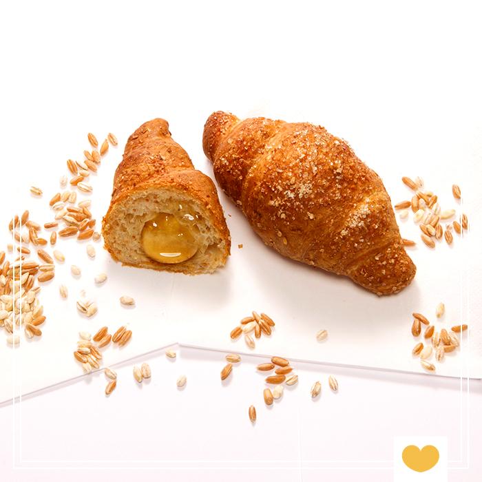 Mini Croissant Cereali e Miele