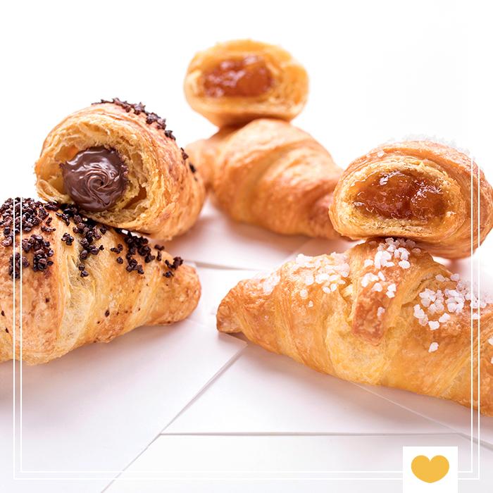 Mini Croissant Farciti