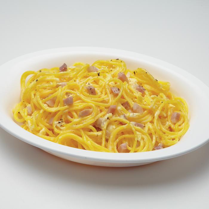 Spaghetti alla Chitarra alla Carbonara